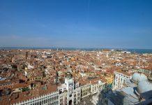 Venezia vista dall'alto