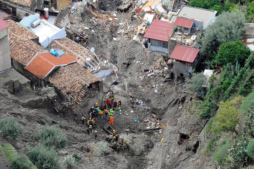 Alluvione in Sicilia, novembre 2018