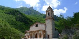 Chiesa del Santuario della Madonna dell'Ambro