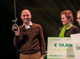 Rodolfo Gentili al Quarry Life Award