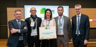 Cerimonia di Premiazione Klimahouse Trend 2019 – Foto: Marco Parisi