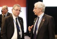 A sinistra, il governatore Ignazio Visto. A destra il direttore generale della Banca d'Italia Salvatore Rossi
