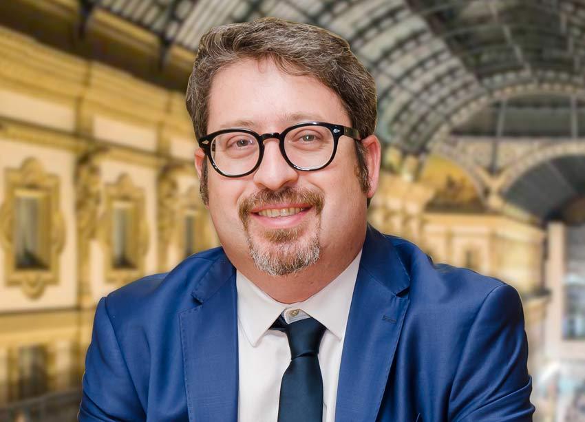 Diego Marcucci, presidente di Cortexa