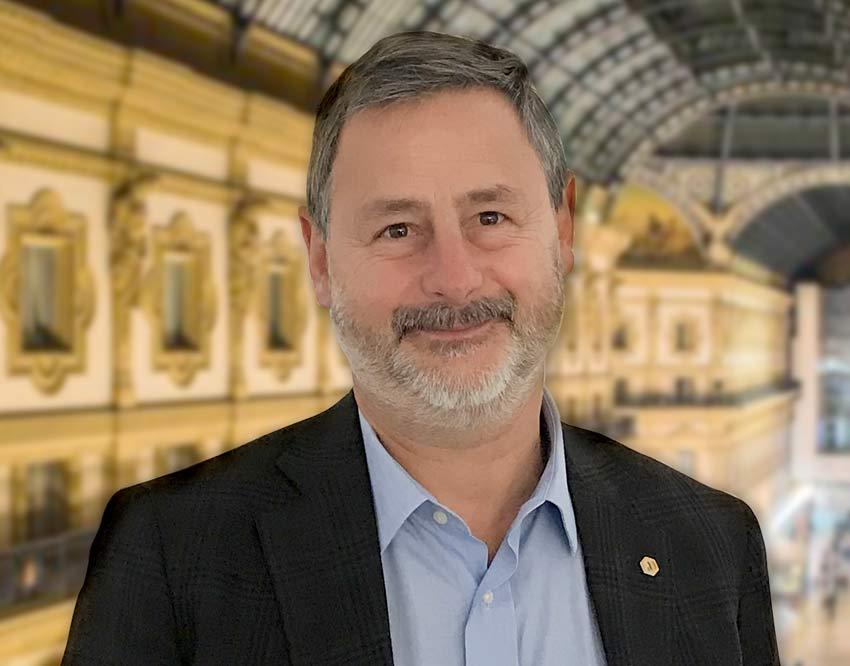Alessandro Monaco, coordinatore della commissione Comunicazione di Cortexa