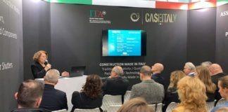 Laura Michelini, presidente di CaseItaly