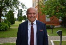 Giovanni Savorani, presidente di Confindustria Ceramica