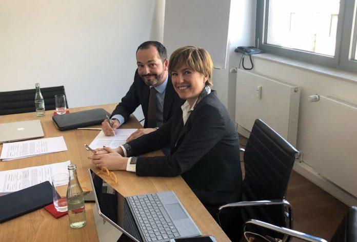 Maddalena Marchesini e David Rodrigues Duarte