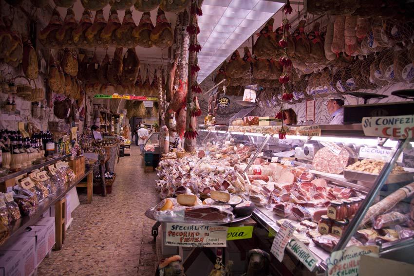 Macelleria a Firenze