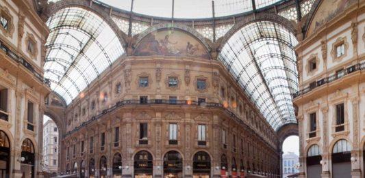 Milano, Galleria Vittorio Emanuele