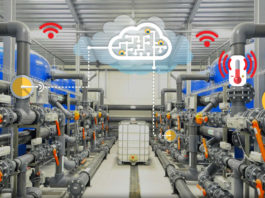 Un esempio di Internet of things