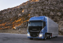 Camion Iveco a biometano