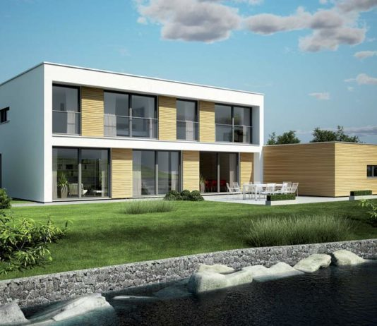 Casa sostenibile Kampa
