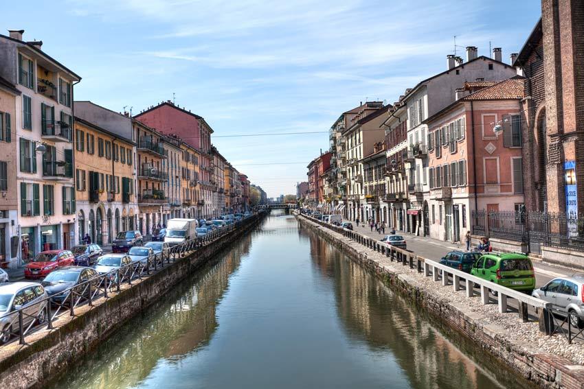 Navigli a Milano