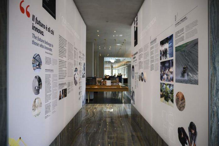 Interno del Museo di Iris Ceramica