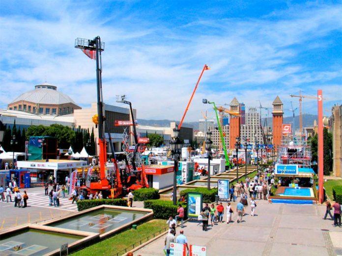 Il Construmat di Barcellona