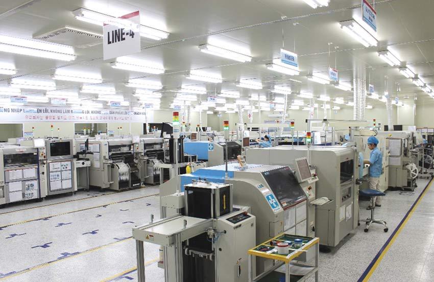 Impianto produttivo di NiroTech