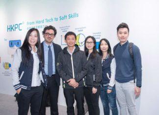 Roberto Leone con il team di NiroTech