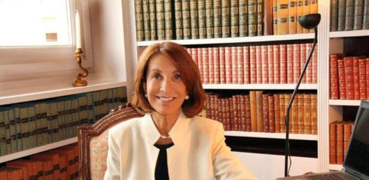 Andreina Boero, presidente del Gruppo