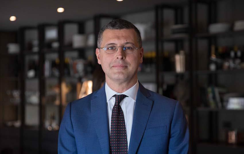 Egidio Calegari, Partner di Roland Berger Italia