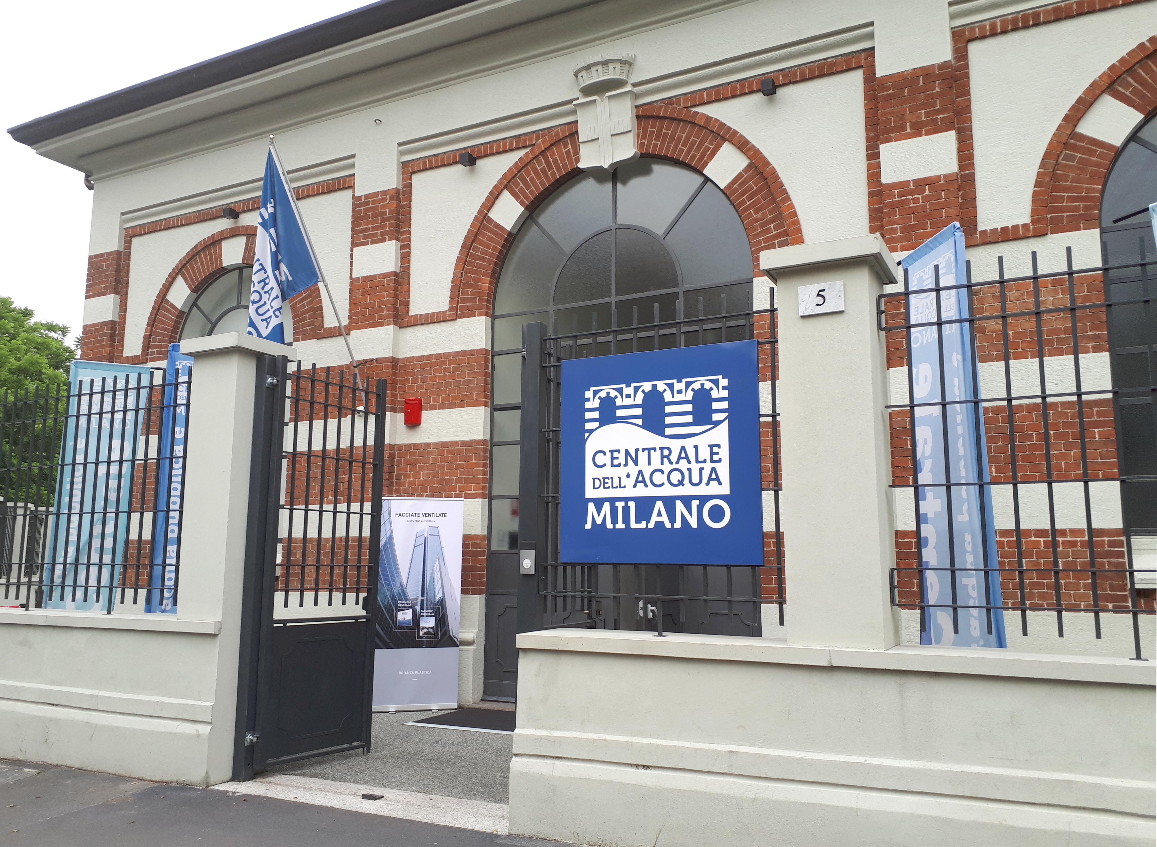 La Centrale dell'Acqua di Milano