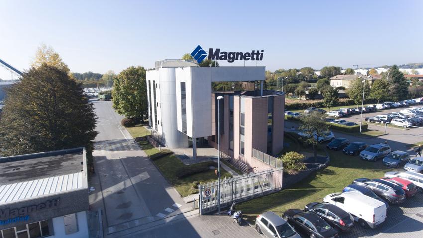 Uffici di Magnetti Building