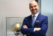 Andrea Sacha Togni, presidente di Vortice
