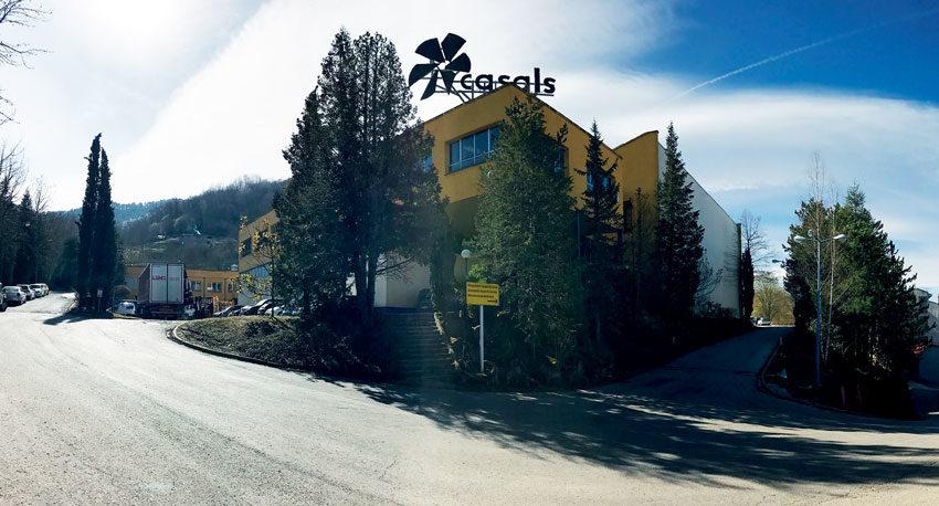 La sede di Casals