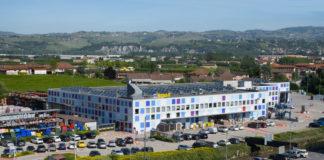 La sede di Mollo, ad Alba