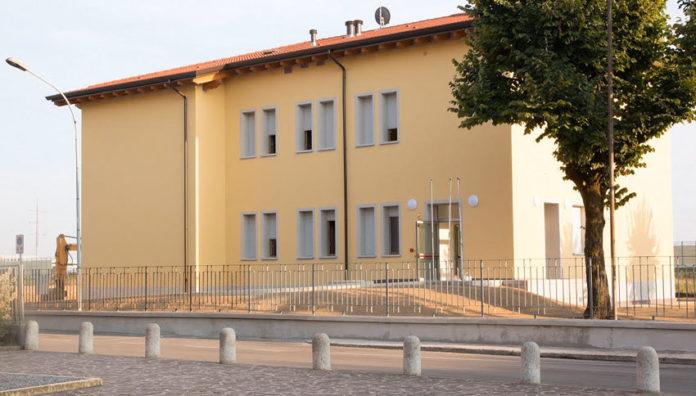 La scuola di Caravaggio riqualificata da Saint-Gobain