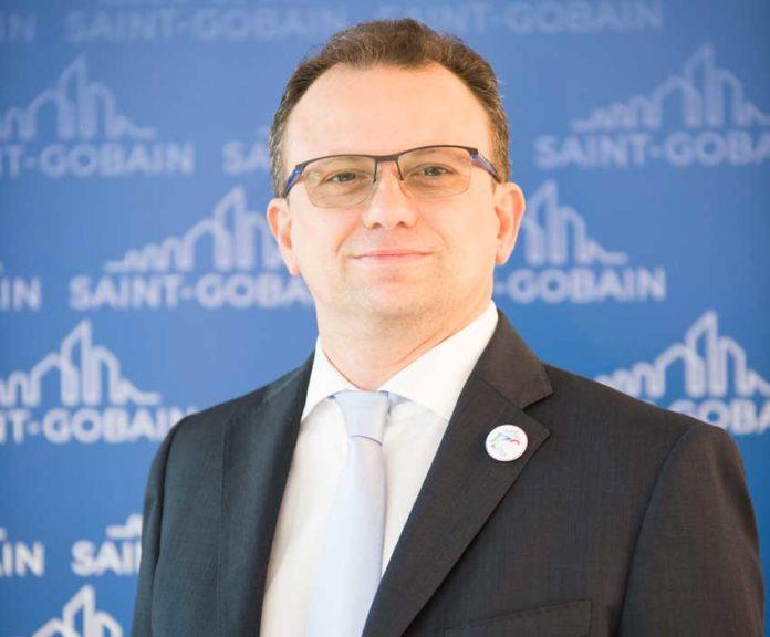 Fabio Damonte, direttore generale di Saint-Gobain Glass