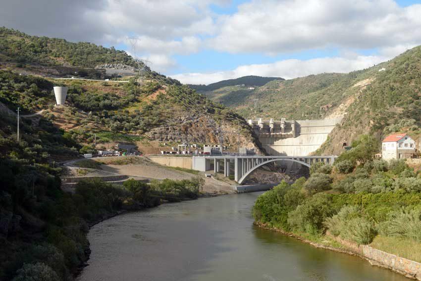 Portogallo, Souto Moura Arquitectos, Power Plant for the FOZ TUA