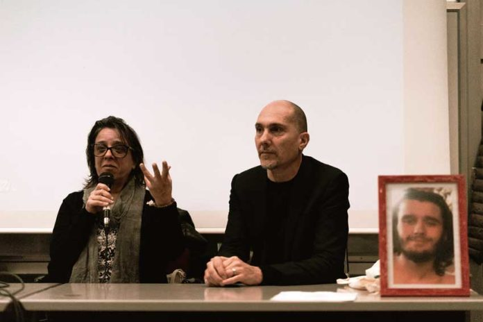 Sonia Donati e Luca Antoni