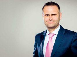 Alduino Tommolini, presidente di Gea