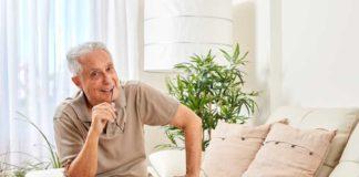 In pensione, a casa