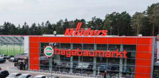 Un punto vendita di Hagebau