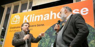 Dibattito sul clima a Klimahouse 2020