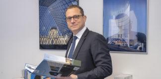 Gaetano Terrasini, amministratore delegato di Saint-Gobain Italia