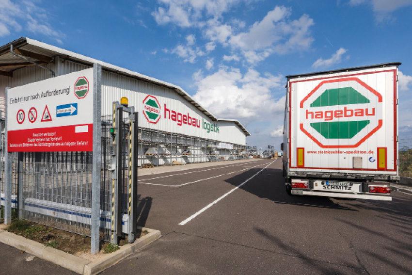 Logistica di Hagebau