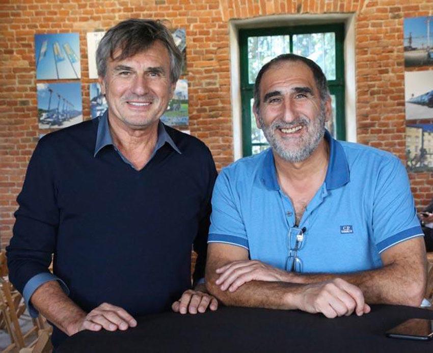 Mauro e Roberto Mollo