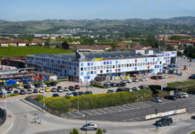 La sede di Mollo a Mussotto (Cuneo)