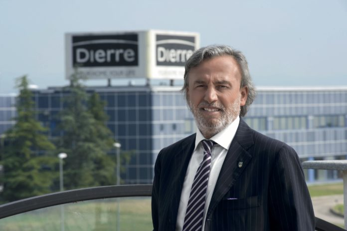 Vincenzo De Robertis, presidente di Dierre