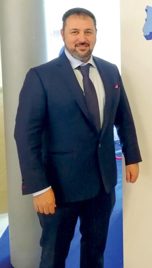 Andrea Menozzi,presidente xt insulation