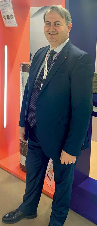 Antonio Tenace,direttore generale URSA Italia