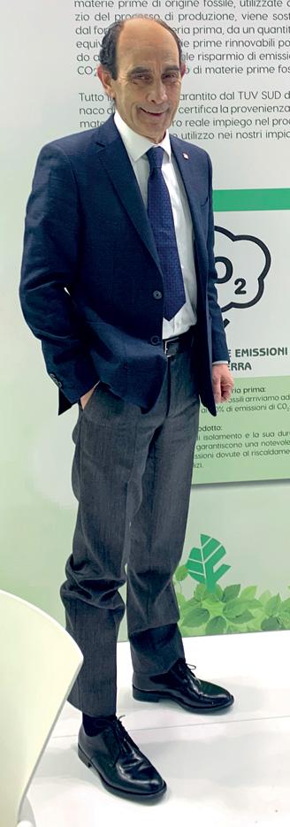 Fabio Baistrocchi, direttore commerciale L'isolante