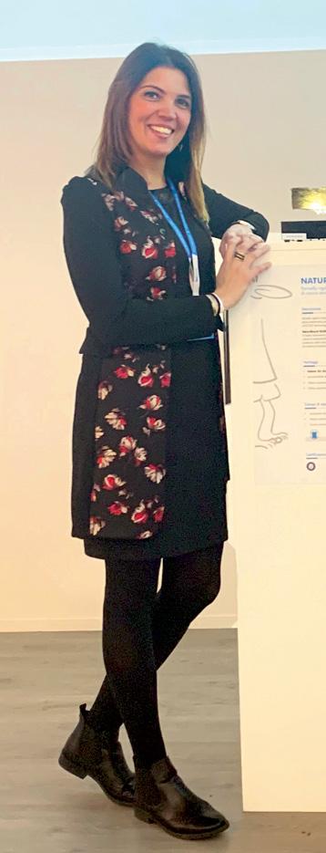 Francesca Rampogna, marketing communications manager Knauf Insulation Italia