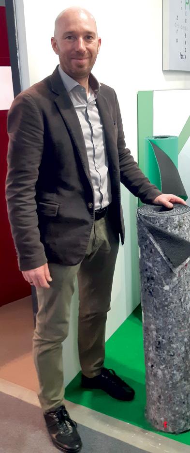 Gianni Favaro,direttore commerciale Polymaxitalia