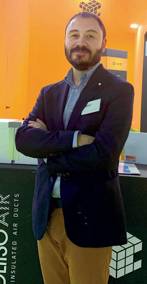 Paolo Lusuardi, amministratore delegato di Ediltec