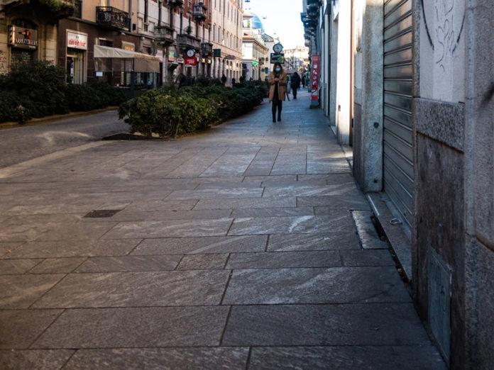 Milano lockdown