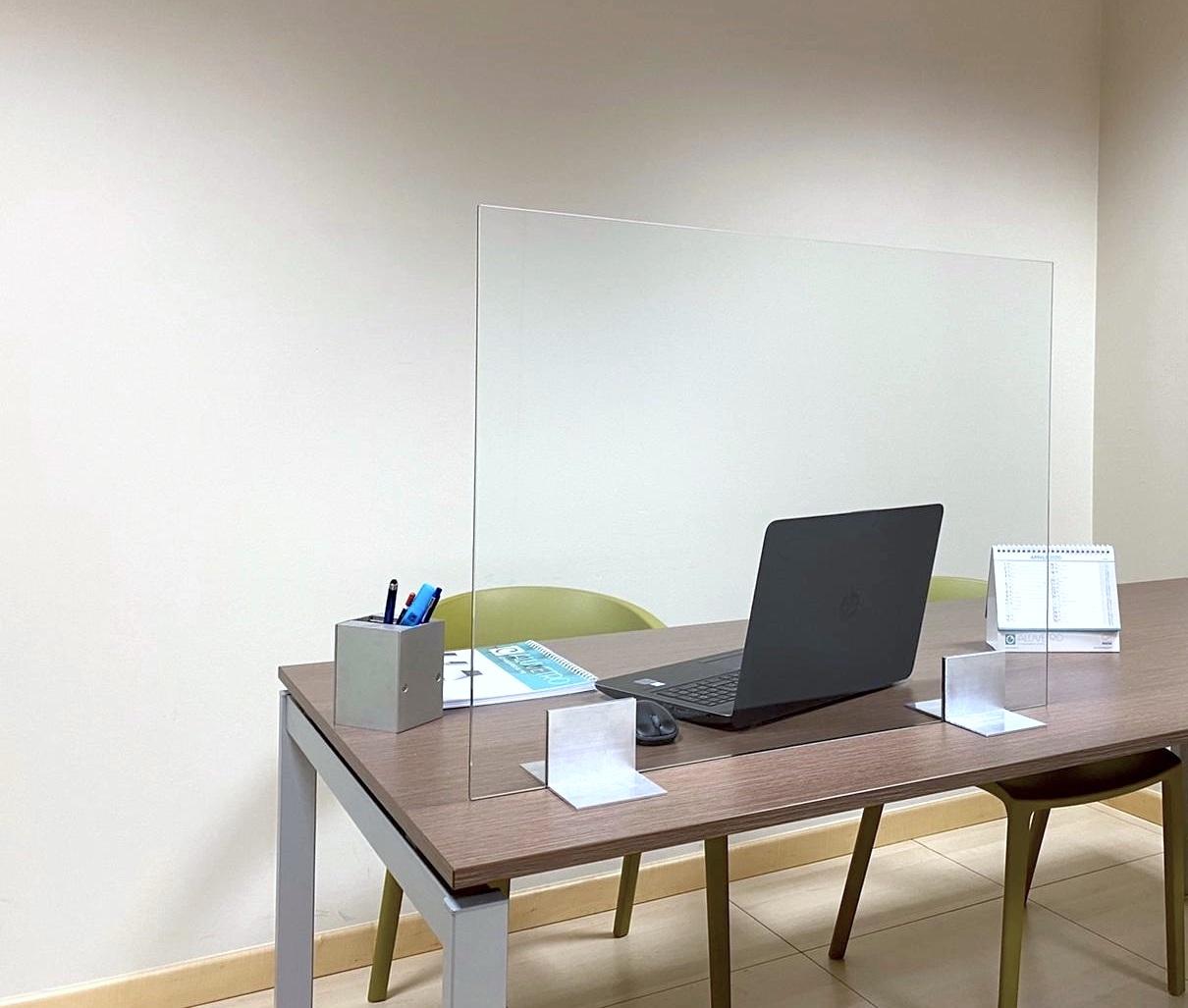 ALUVETRO_Safe-Desk