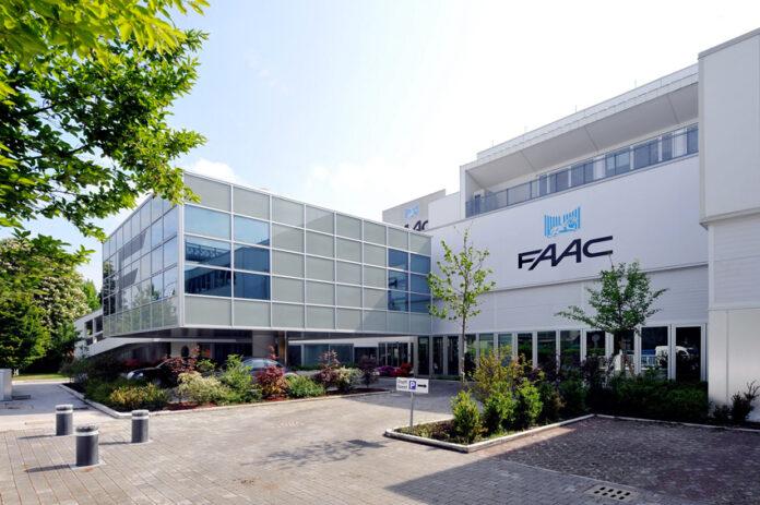 La sede di Faac